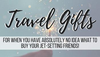 Travel Gifts Navigation Tile