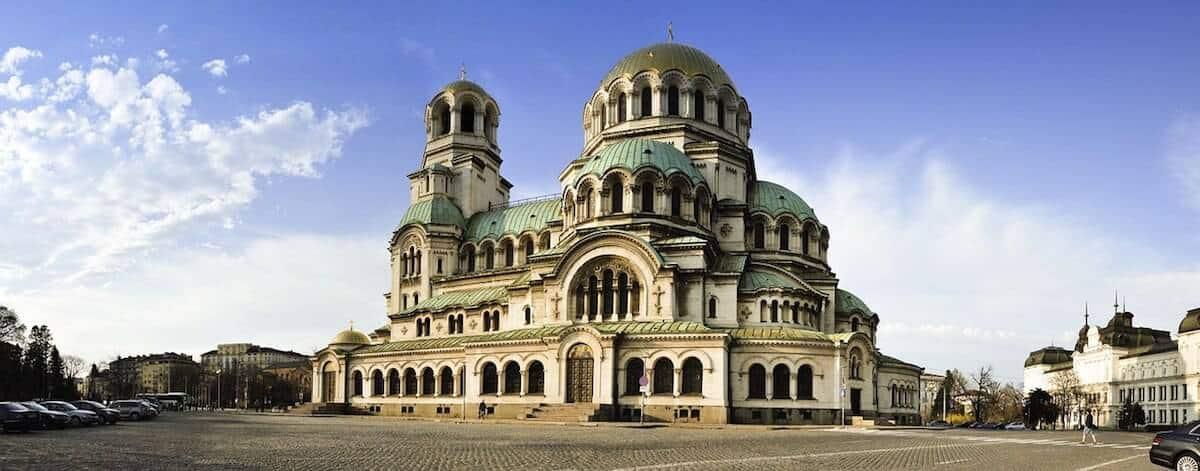 Weekend in Sofia Bulgaria