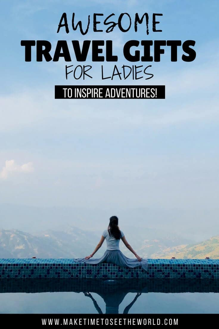 Best Travel Gifts for Her - Best Gifts for Female Travelers