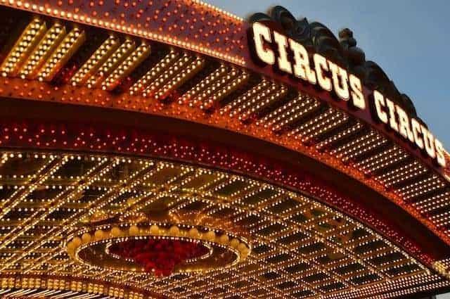 Circus Circus Hotel in Las Vegas