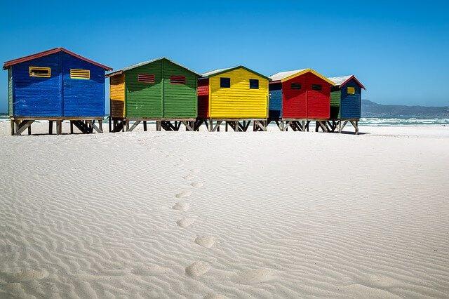 Muizenberg Beach South Africa