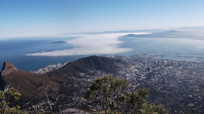 table-mountain-africa-view-from-top