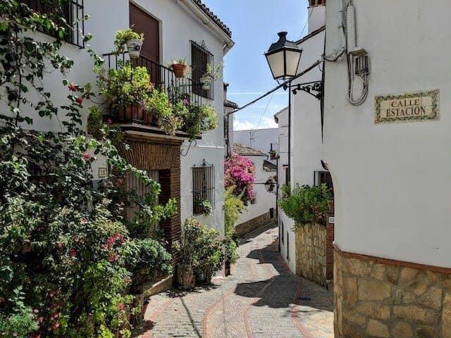 Benalauria Spain