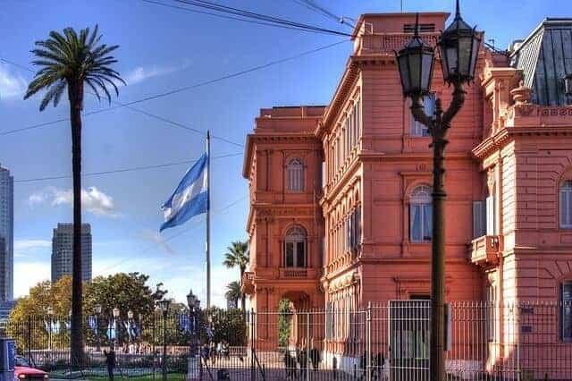 Buenos Aires Casa Rosa
