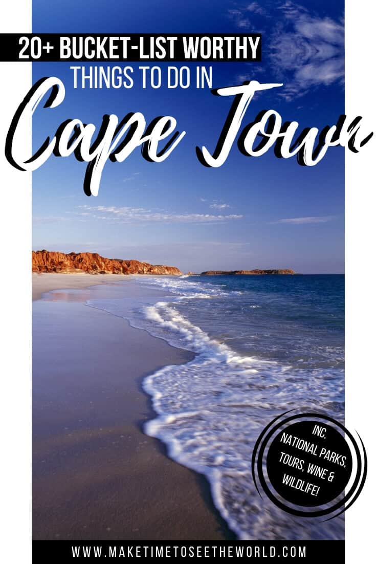 Incredible Things to do in Cape Town & Places to Visit in Cape Town