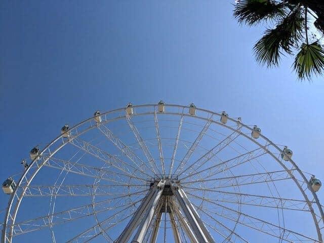Malaga Wheel
