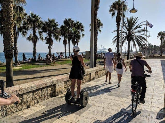 Segway Tour Malaga