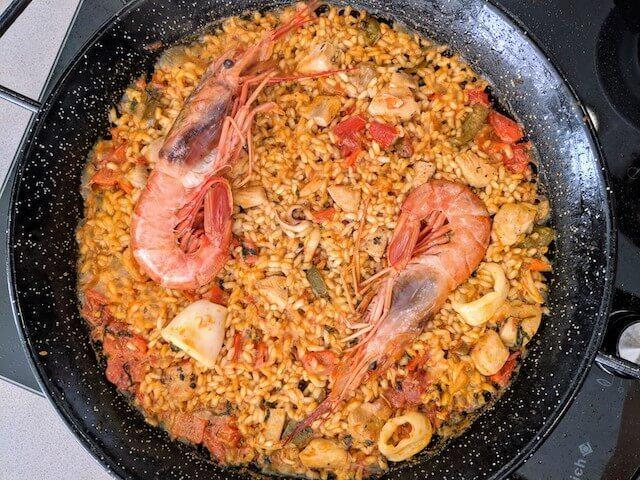 Spanish Cooking Class in Malaga