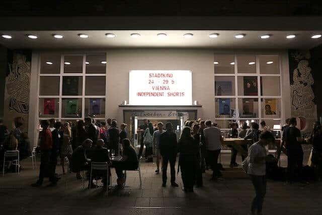 Cinema in Basel Switzerland - the Stadtkino
