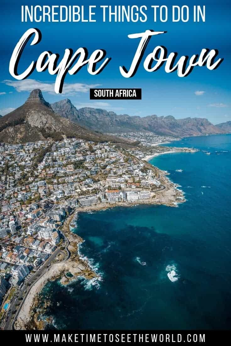 Things to do & Places to Visit in Cape Town, South Africa