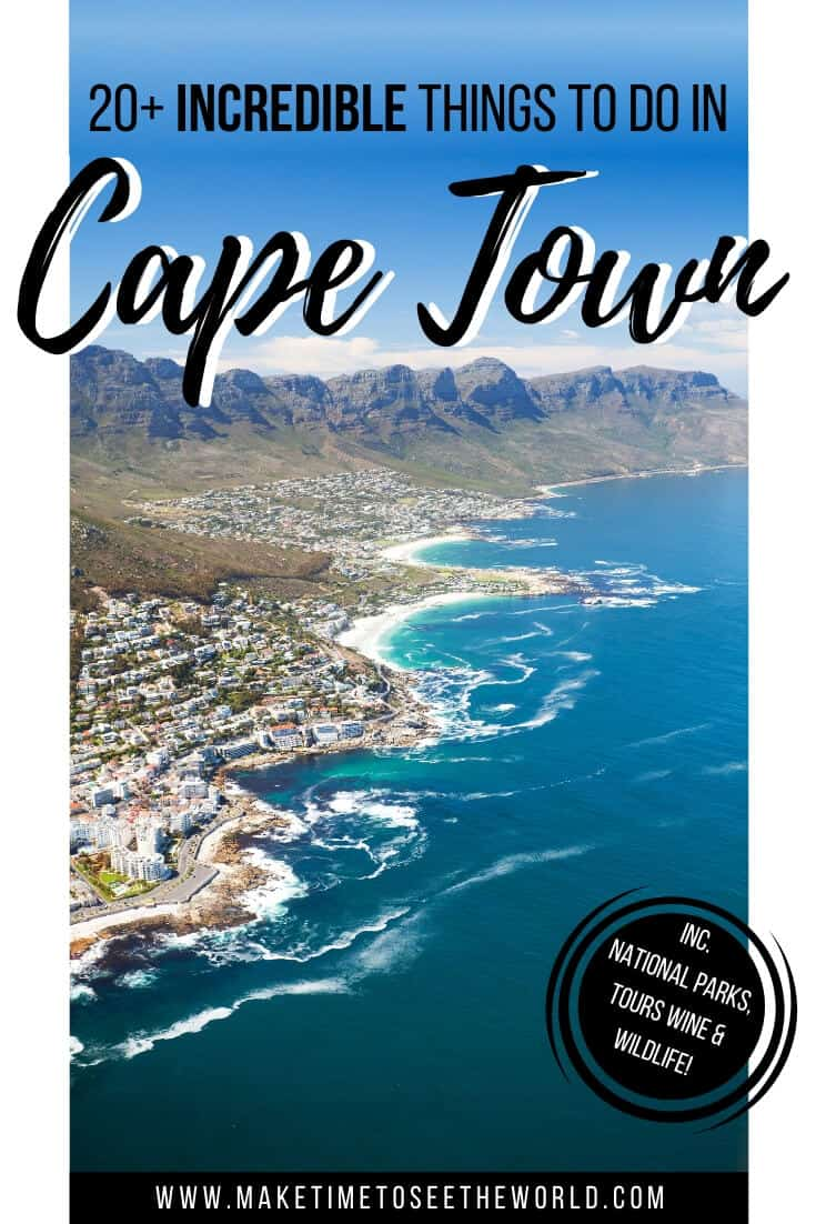 Things to do in Cape Town & Places to Visit in Cape Town
