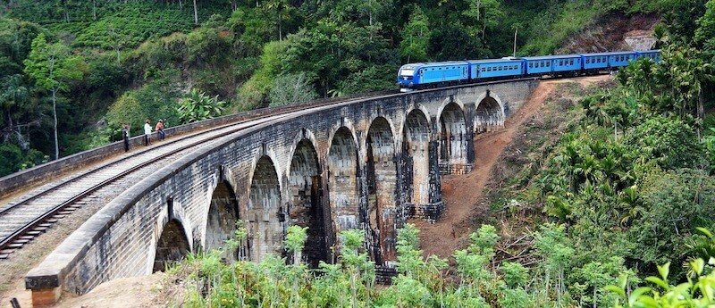 9 Arch Bridge Sri Lanka