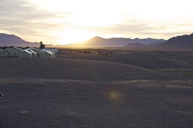 Beduoin Camp Dubai