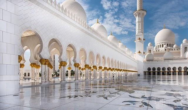 Day Trip To Abu Dhabi