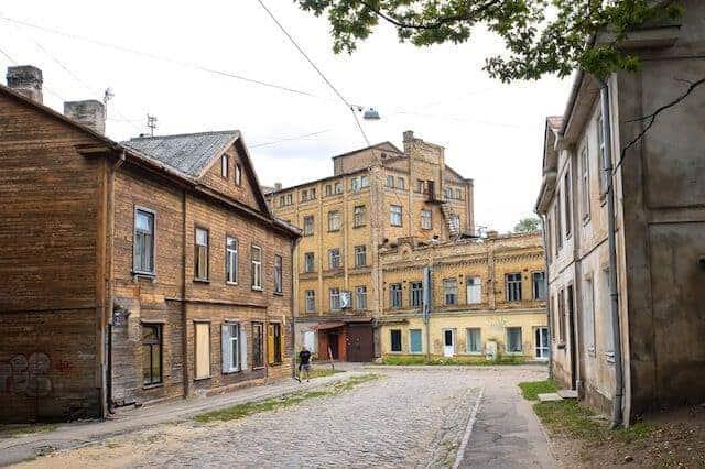 Agenskalns, Riga