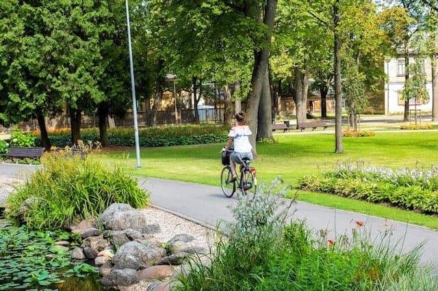 Arcadia Park, Riga