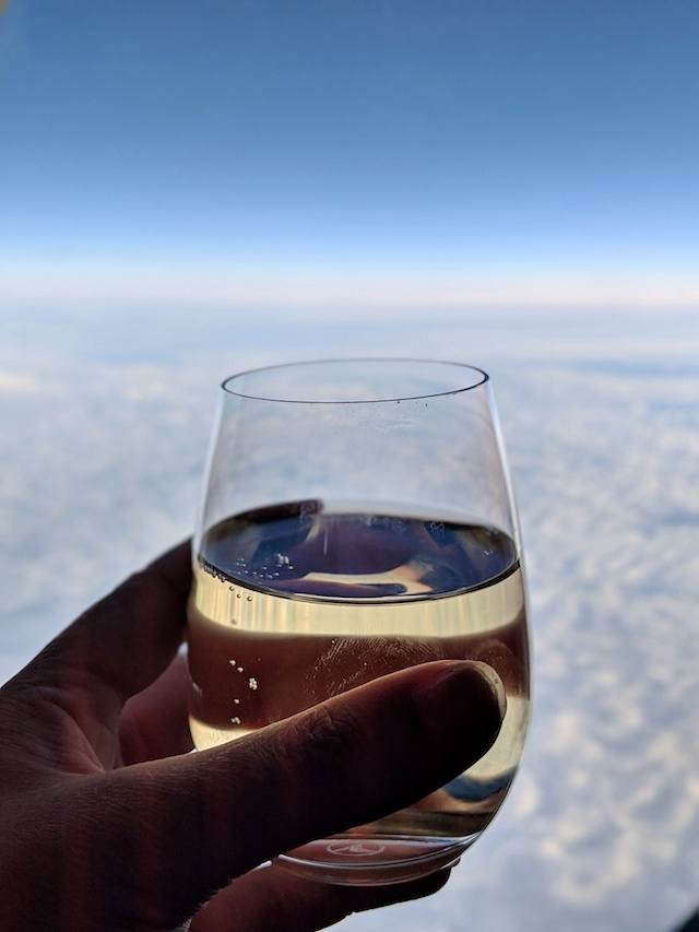 Cheers Turkish Airlines