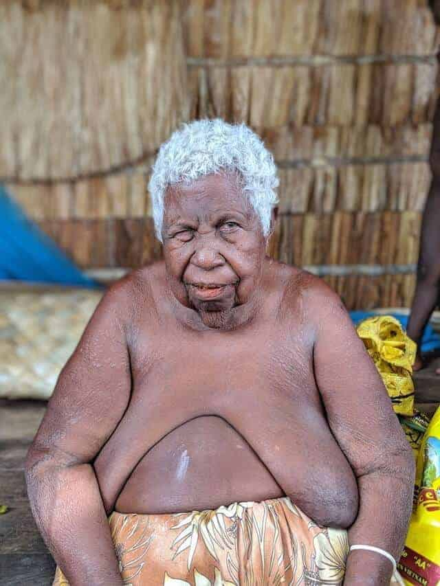Hilda - People of Solomon Islands