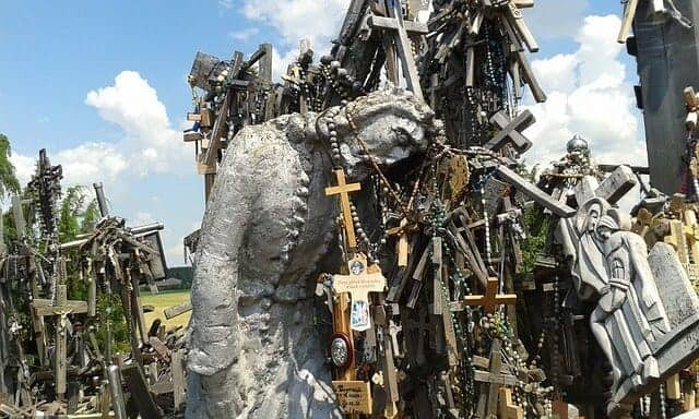 Hill of Crosses (Lithuania)