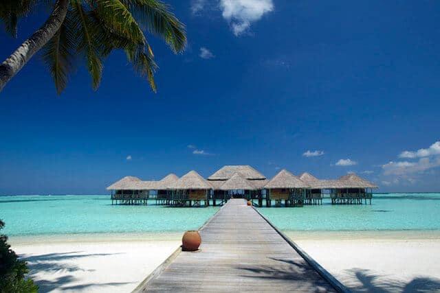 Meera Spa at Gili Lankanfushi