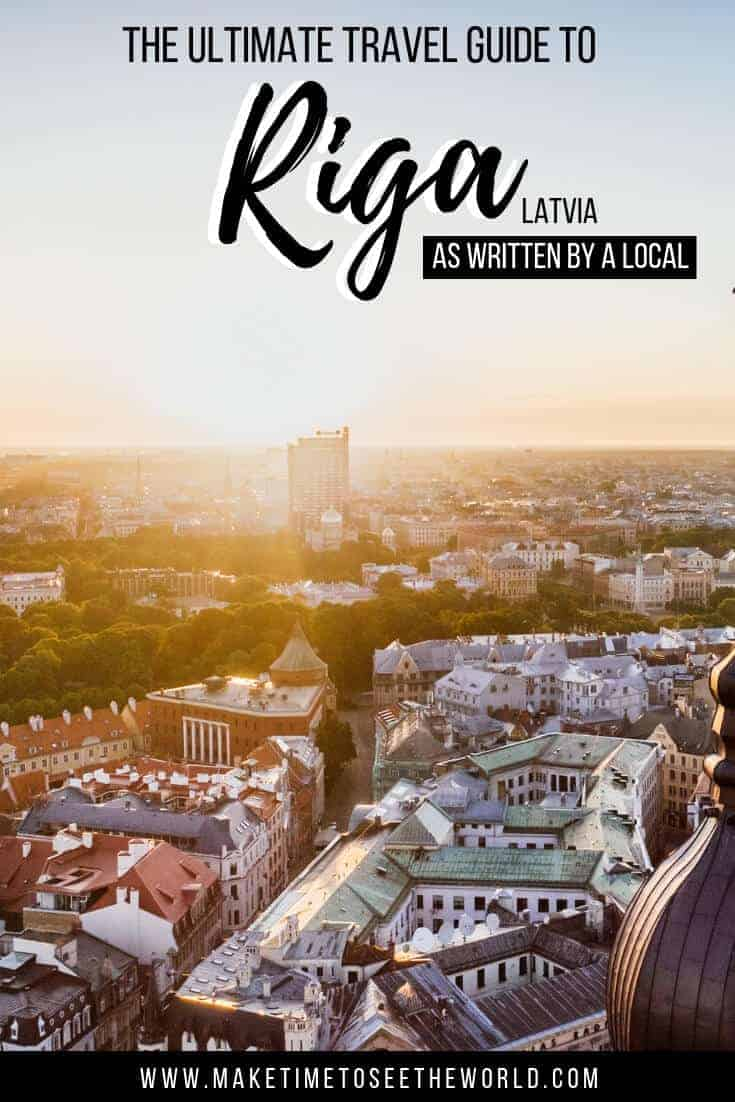Things to do in Riga + Day Trips from Riga
