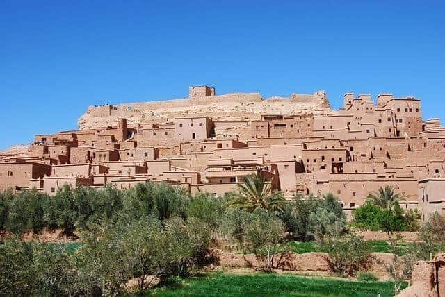 Ouarzazate - day trip from Marrakech