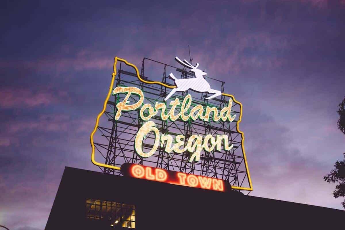 Fun Things to do in Portland Oregon