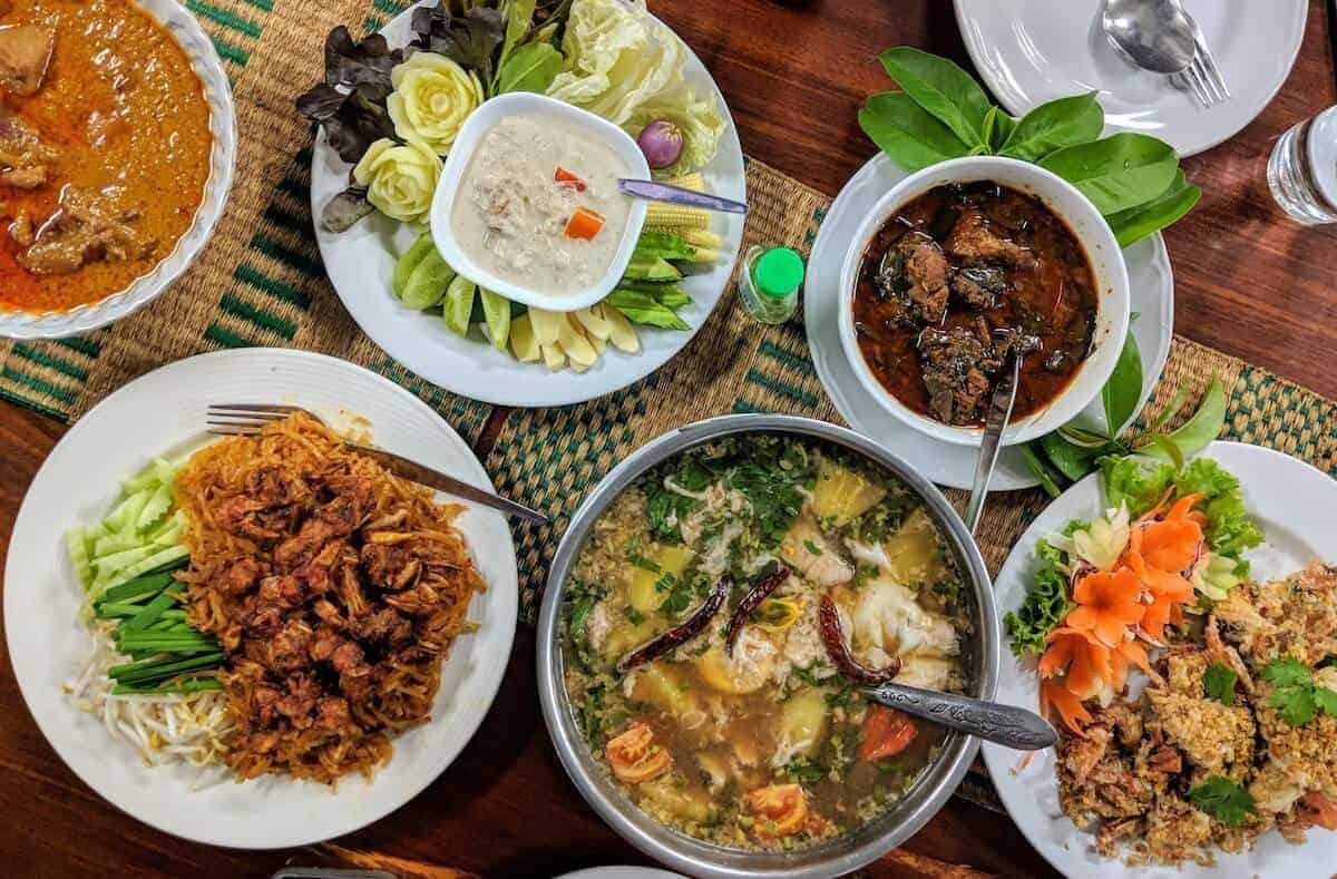 Local Thai Feast