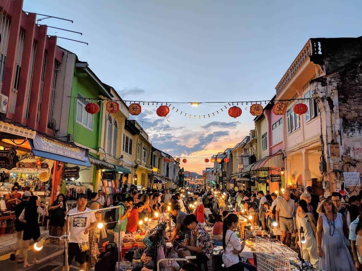 Phuket Sunday Night Market