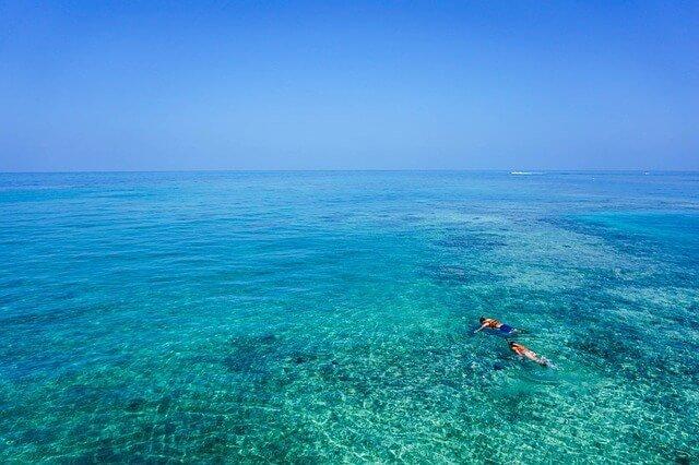 Snorkeling in Mu Koh Chang National Park