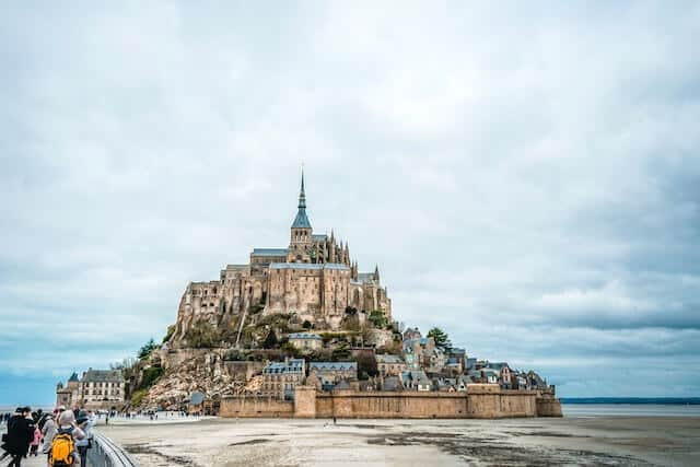 Best Day Trips from Paris - Mont Saint Michel