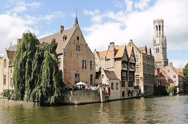 Bruge - Best Day Trip from Paris to other Countries