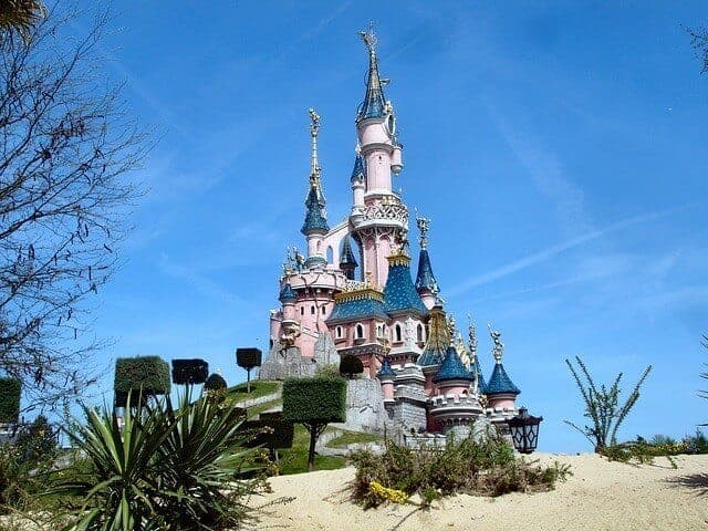 Disneyland Paris - the best day trips from Paris for families