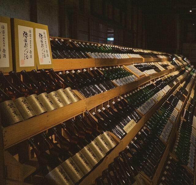 Sake Brewery Yamagata Prefecture