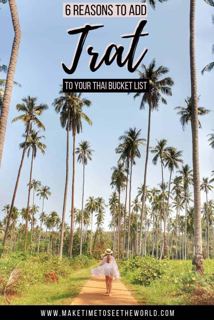 Trat Thailand - Off The Beaten Path in the Best Way