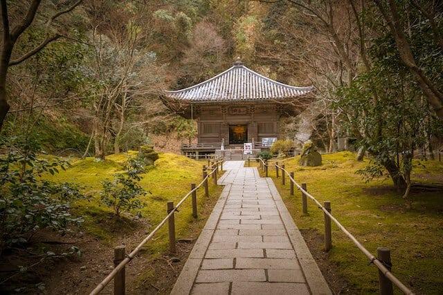 Entsuin Temple, Matsushima, Tohoku