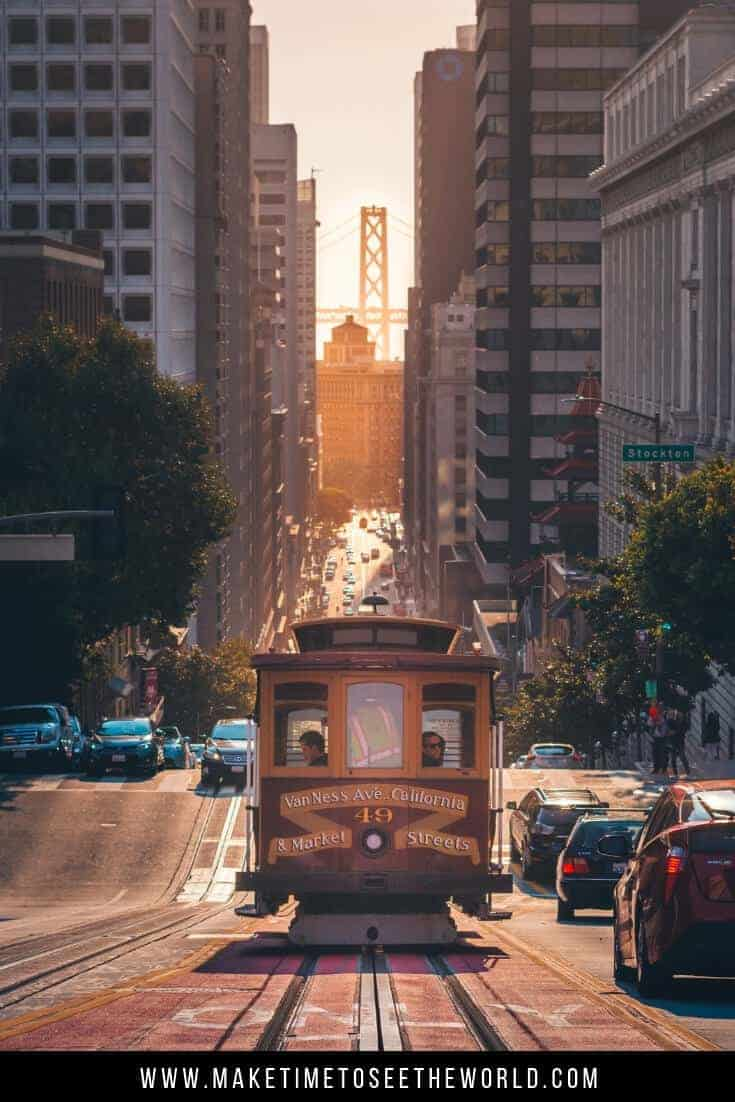 3 Day in San Francisco - A Perfect San Francisco Itinerary for fun on the West Coast 2