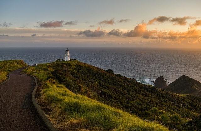 Cape Reigna Lighthouse