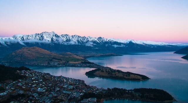 Queenstown, New Zealand South Island