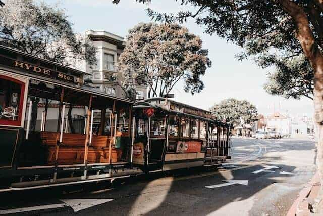 Cable Car in San Francisco - a must do during 3 days in San Francisco