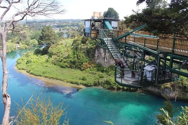 Taupo New Zealand