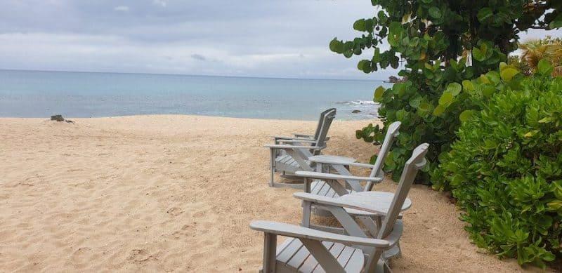 Beaches in Antigua