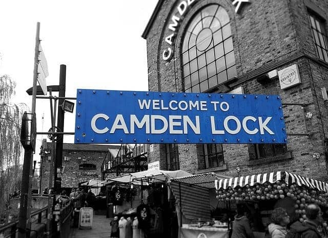 Camden Market - Free Things to do in London