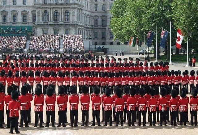 Trooping the Colour - Free Things To Do in London