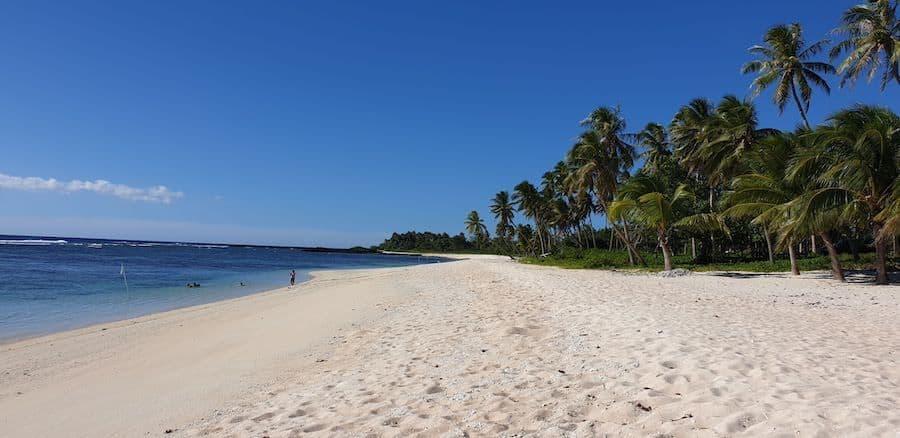 Falealupo Beach Samoa