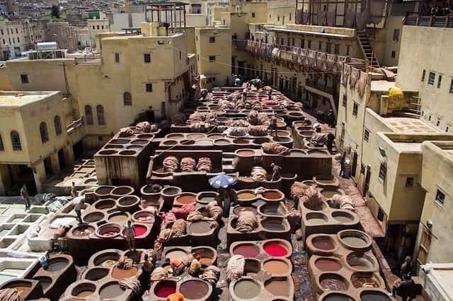 Fes Desert Tour from Marrakesh