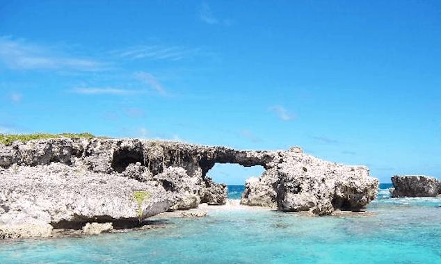 Hells Gate Island Antigua