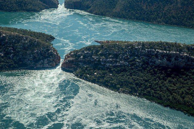 Horizontal Waterfall Kimberley