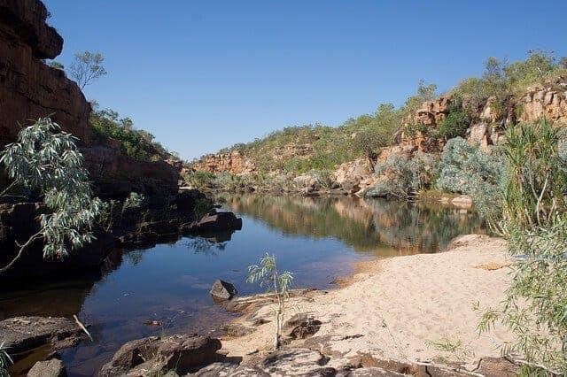 Manning Gorge The Kimberley Australia