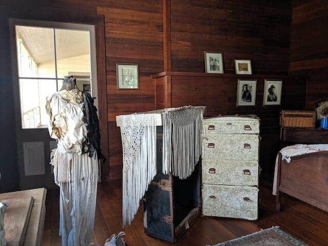 Room Inside the Robert Louis Stevenson Museum